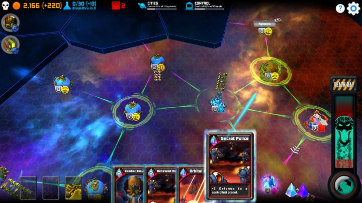 strategy game space tyrant leaves early access this month gamer