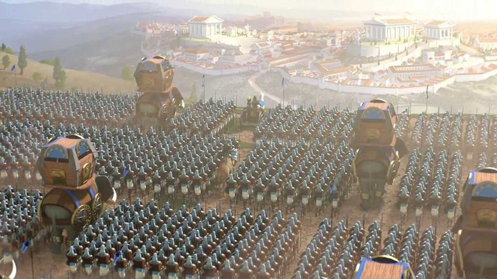 Age of Empires IV Announces at Gamescom with an announcement trailer