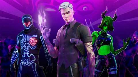 Fortnite Fortnitemares Challenges: Become A Shadow, Ride A Witch Broom, And More