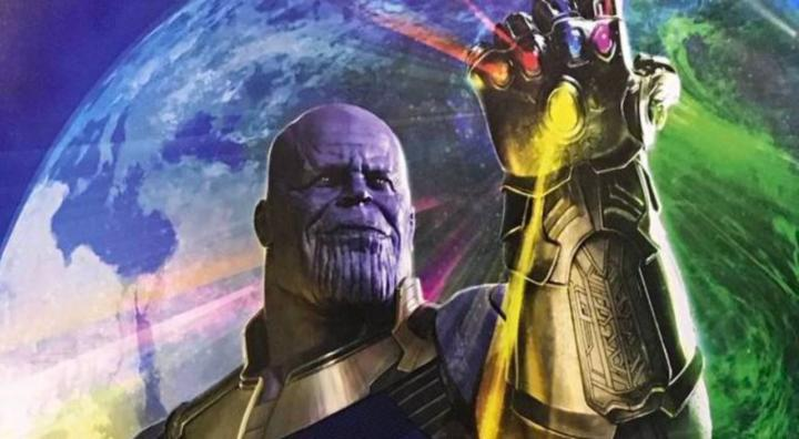 'Avengers: Infinity War': New take a look at Thanos in full Armor
