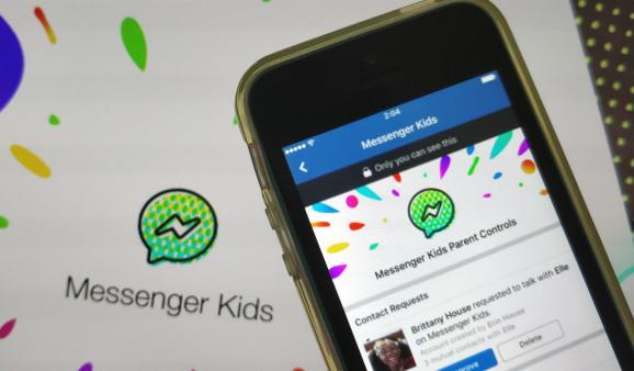 Facebook Messenger for Kids comes to Android